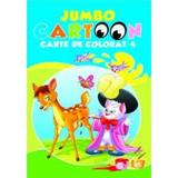 Jumbo cartoon 4 - Carte de colorat, editura All