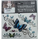 Tatuaj Temporar - fluturi - Lucy Style 2000