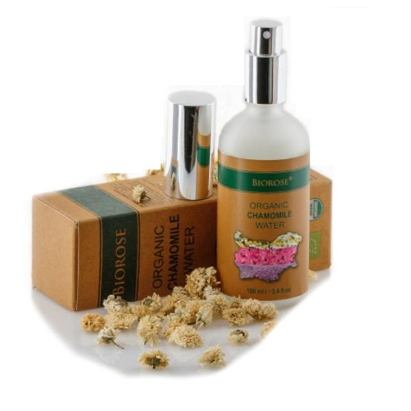 Apa Florala Organica de Musetel Biorose, 100 ml imagine produs
