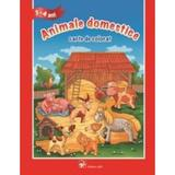 3-4 Ani - Animale domestice - Carte de colorat, editura Arc