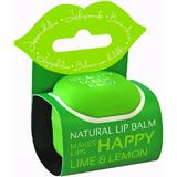 Balsam Natural de Buze cu Lime si Lamaie Beauty Made Easy, 7 g