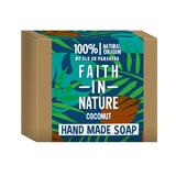 Sapun Solid cu Cocos Faith in Nature, 100g