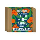 Sapun Solid cu Portocale Faith in Nature, 100g