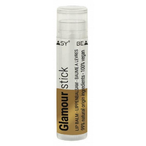 Balsam Glamour cu Particule de Sclipici cu Unt de Shea si Unt de Mango Beauty Made Easy, 4,8 g poza