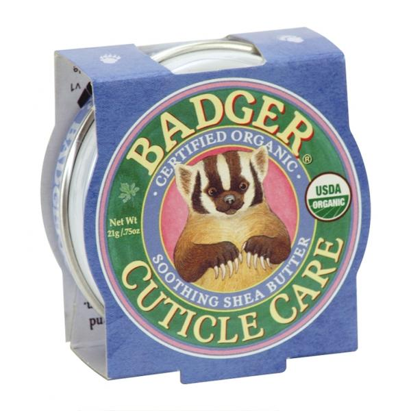 Mini Balsam pentru Cuticule si Unghii Badger, 21g imagine produs