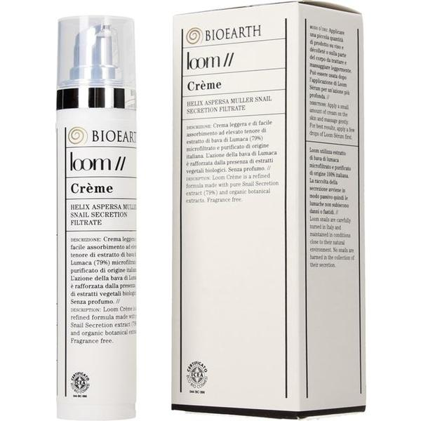 Crema Light cu Secretie de Melc pentru Ten Mixt si Gras Bioearth, 50 ml imagine
