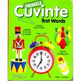 Primele cuvinte - First words, editura Crisan