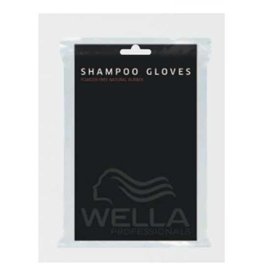 Manusi Cauciuc pentru Samponat - Wella Professional Caoutchouc Shampoo Gloves imagine produs