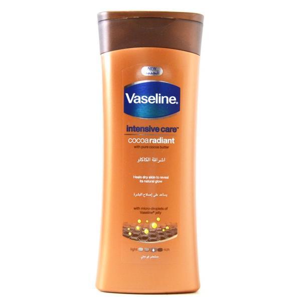 Lotiune de Corp hidratanta cu Unt de Cacao , Vaseline Intensive Care, 200ml image0