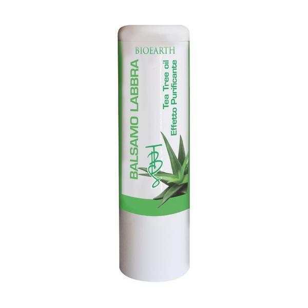 Balsam de Buze cu Arbore de Ceai Bioearth, 7 ml imagine produs