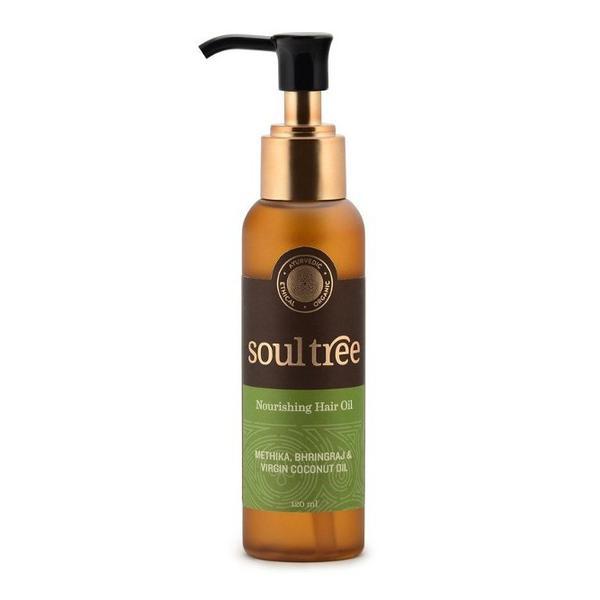 Ulei Indian Nutritiv pentru Par Soultree, 120 ml imagine