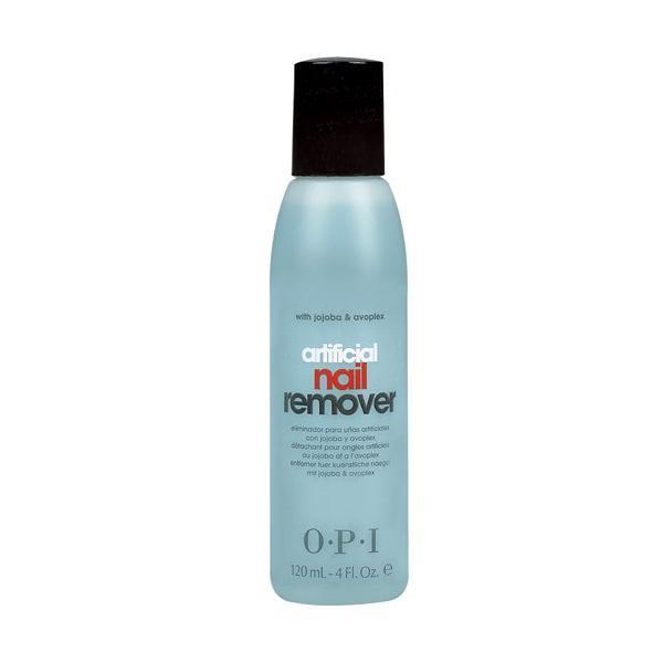 Dizolvant pentru Unghii Tehnice - OPI Artificial Nail Remover 120 ml imagine produs