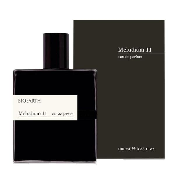 Apa de Parfum pentru Barbati Meludium 11 Bioearth, 100 ml poza