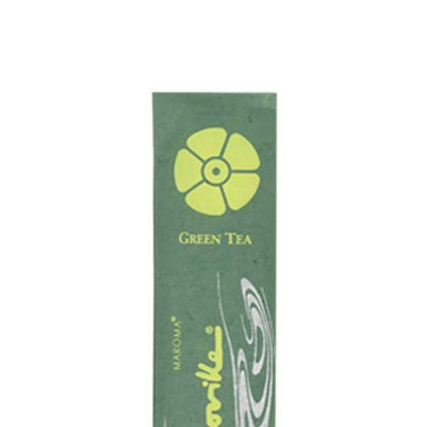 Betisoare Parfumate Ceai Verde Maroma, 10buc imagine produs