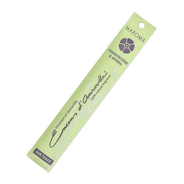 Betisoare Parfumate Tamaie si Mir Maroma, 10buc imagine produs