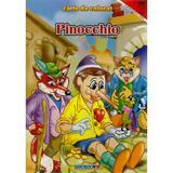 Pinocchio - Carte de colorat, editura Eurobookids