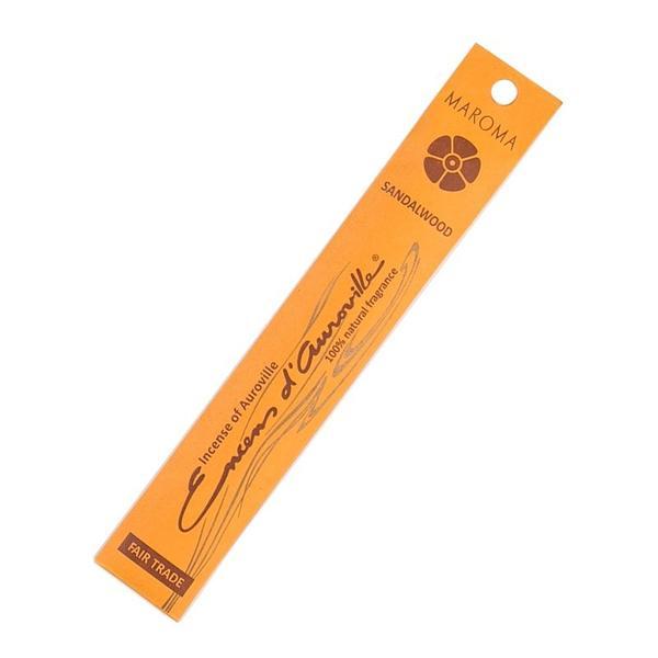 Betisoare Parfumate Lemn de Santal Maroma, 10buc imagine produs