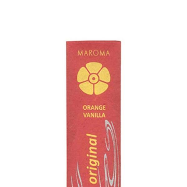 Betisoare Parfumate Portocale si Vanilie Maroma, 10buc imagine