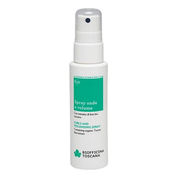 Spray de Par pentru Volum cu Kiwi Biofficina Toscana, 100 ml imagine produs