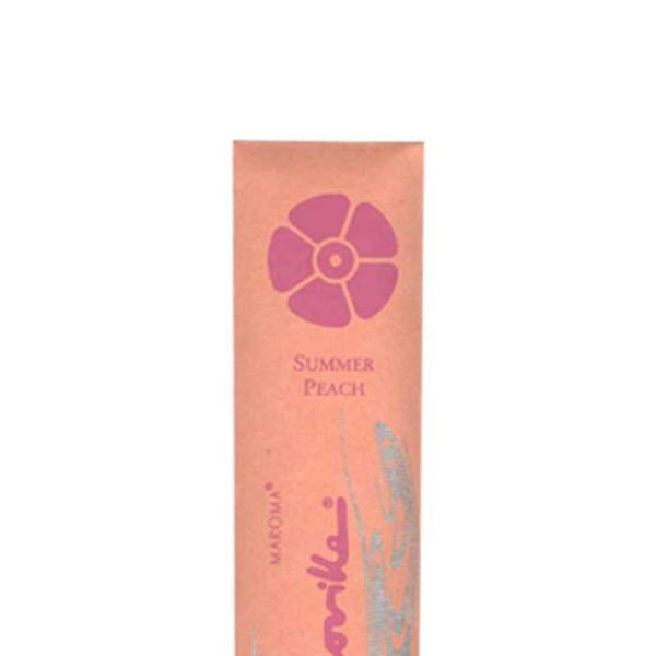 Betisoare Parfumate Summer Peach Maroma, 10buc imagine