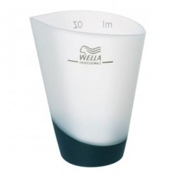 Recipient Gradat De Masurare Wella Professional Measuring Cup With Scale 120 Ml