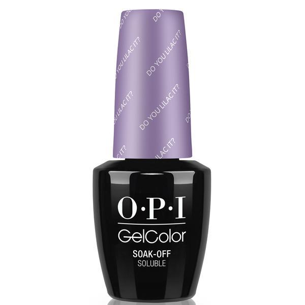 Lac de Unghii Semipermanent - OPI Gel Colour Do You Lilac It?, 15 ml