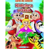 Ridichea uriasa - Carte de colorat ed. 2012 (2.5), editura Eurobookids