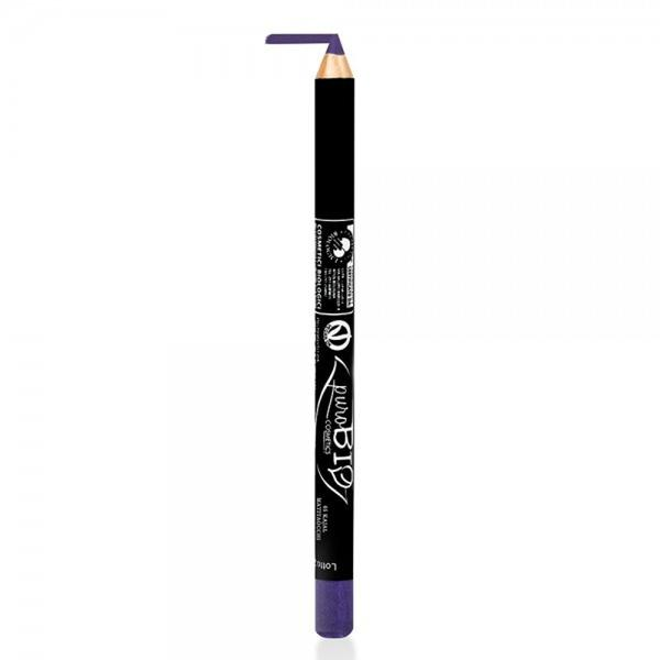 Creion de Ochi Kajal Mov 05 PuroBio Cosmetics, 1.3g imagine