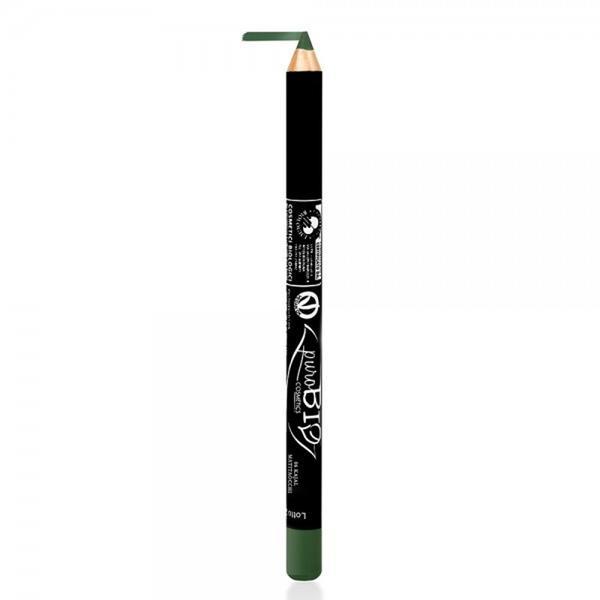 Creion de Ochi Kajal Verde 06 PuroBio Cosmetics, 1.3g imagine