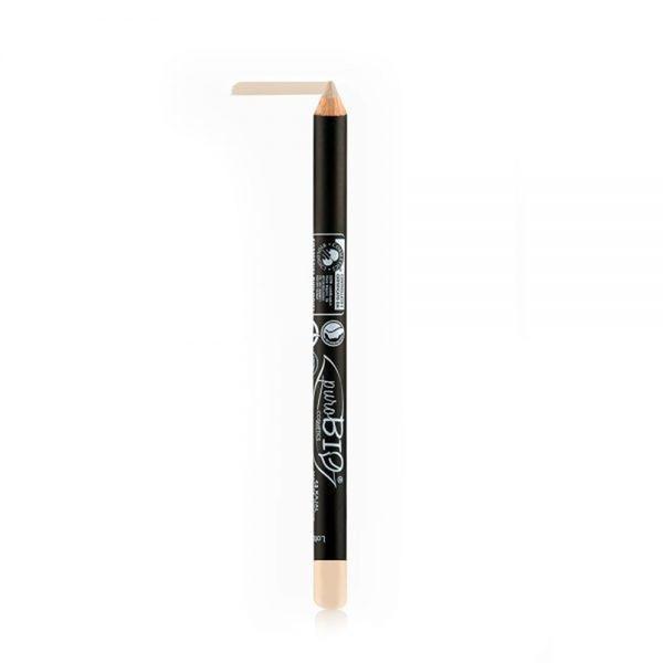Creion de Ochi Bio Nude 43 PuroBio Cosmetics, 1.3g imagine
