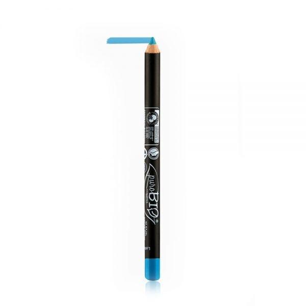 Creion de Ochi Bio Celeste 42 PuroBio Cosmetics, 1.3g imagine