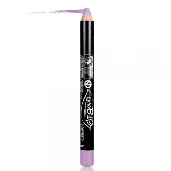 Fard de Pleoape Creion Lila 22 PuroBio Cosmetics poza