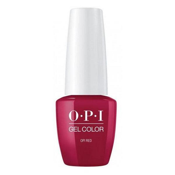 Lac de Unghii Semipermanent - OPI Gel Colour OPI Red, 7,5 ml