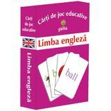 Limba engleza - Carti de joc educative, editura Gama