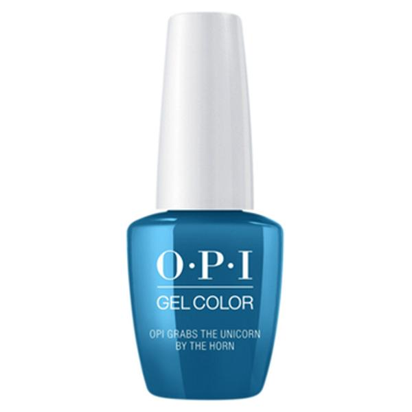 Lac de Unghii Semipermanent - OPI Gel Color Scotland Opi Grabs TheUnicorn By The Horn, 15 ml