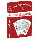 Tari si capitale - Carti de joc educative, editura Gama
