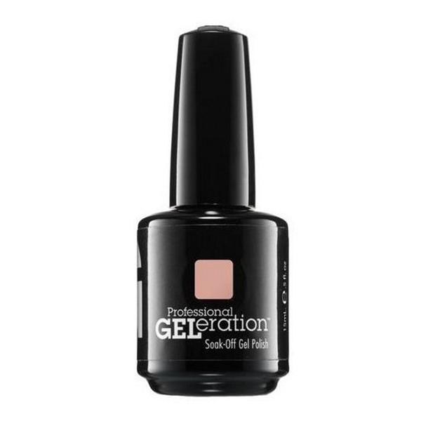 Lac de Unghii Semipermanent - JESSICA GELeration French Manicure Posh Pink, 15ml imagine produs