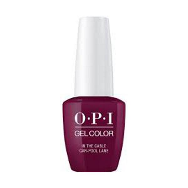 Lac de Unghii Semipermanent - OPI Gel Color In the Cable Car Pool Lane, 15 ml