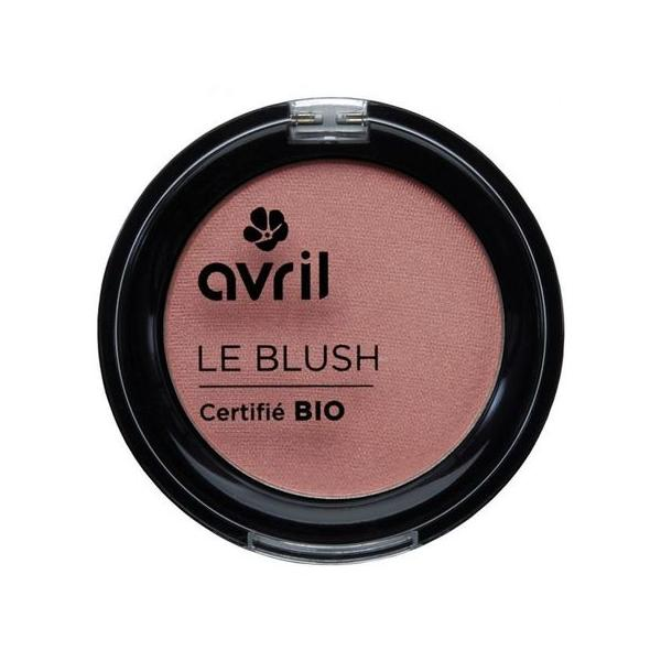 Fard de Obraz Mineral - nuanta Pink Praline - Avril, 2,5 g imagine