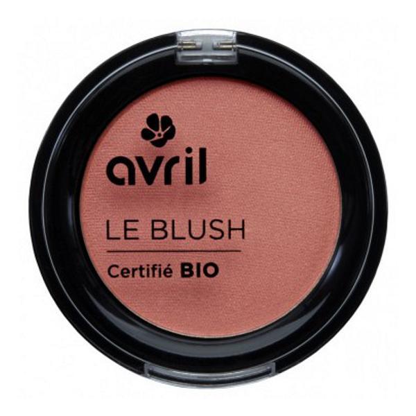 Fard de Obraz Mineral - nuanta Pink Glow - Avril, 2,5 g imagine