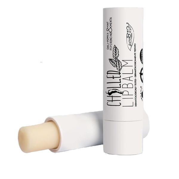 Balsam de Buze Chilled PuroBio Cosmetics poza