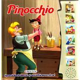Pinocchio - Apasa butoanele si asculta povestea!, editura Girasol