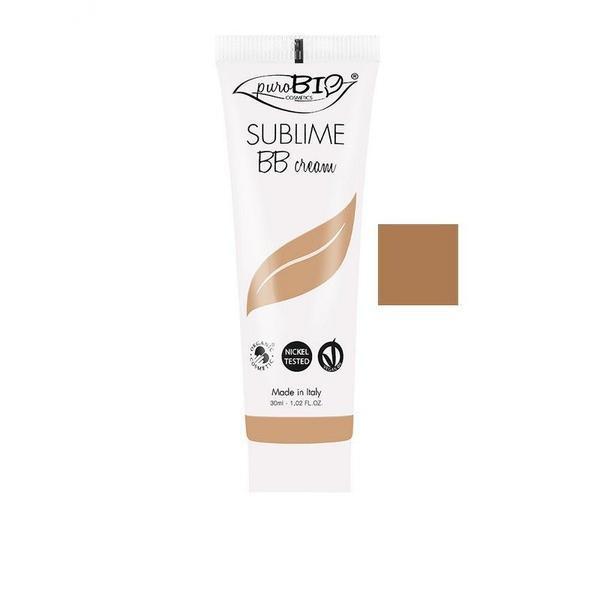BB Cream Bio Sublime 03 PuroBio Cosmetics, 30ml imagine produs
