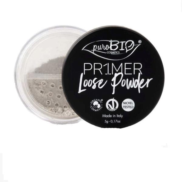 Baza de Machiaj - Primer Mineral PuroBio Cosmetics, 3.5g imagine produs