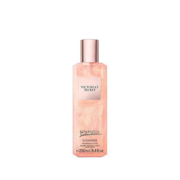 Spray de corp cu sclipici - Bombshell Seduction Shimmer, Victoria's Secret, 250 ml