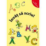 ABC invat sa scriu! A4, editura Nomina