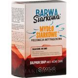 Sapun cu sulf – ingrijirea tenului acneic de la Barwa, 100 g