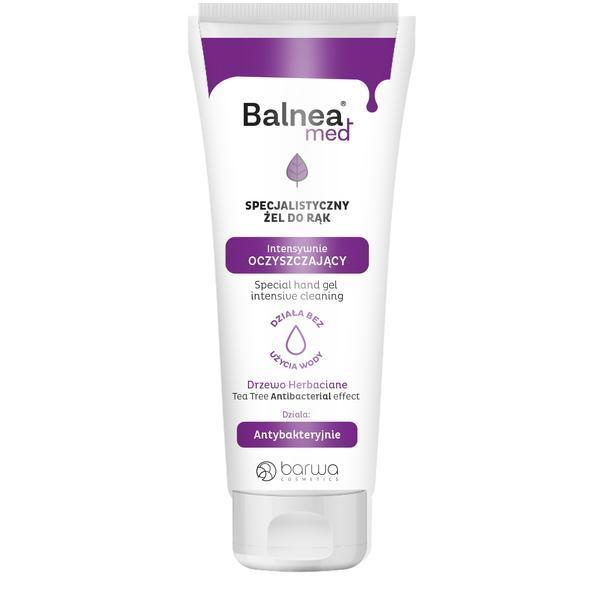 Gel de maini antibacterian Balnea Med Barwa 60 ml imagine produs