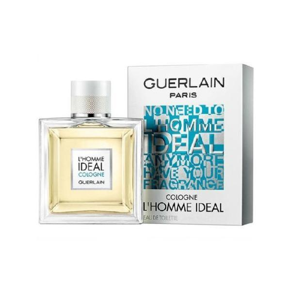 Apa de Toaleta Guerlain L'Homme Ideal Cologne, Barbati, 100ml poza