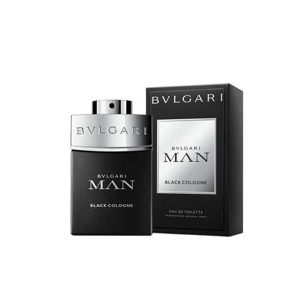 Apa de Toaleta Bvlgari Man Black Cologne, Barbati, 100ml imagine produs